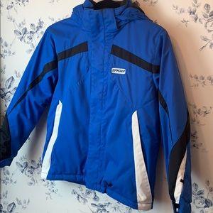 Boys spyder ski jacket